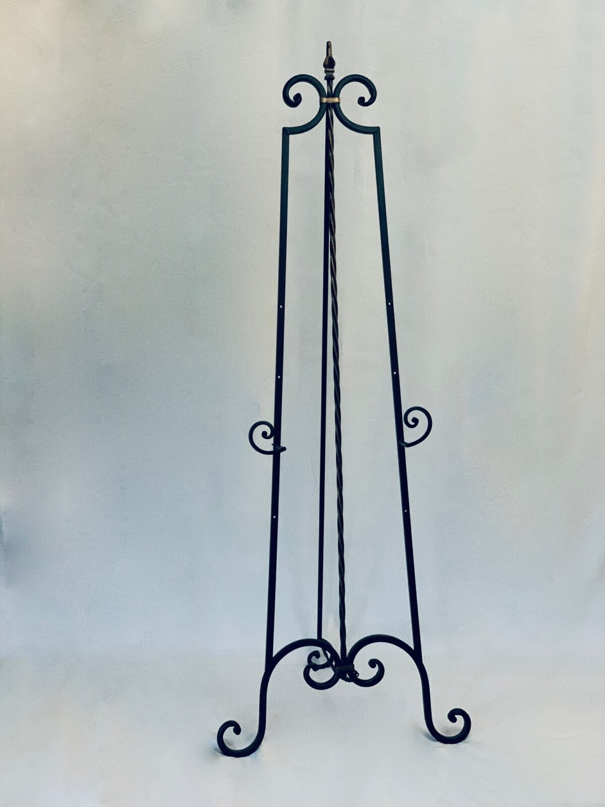 """Black, 72"""" tall x 22"""" wide (15"""" sign holder), $12"""